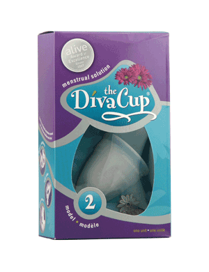 Diva cup - Diva cup 2 ...